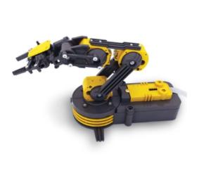 Braccio robotico da montare