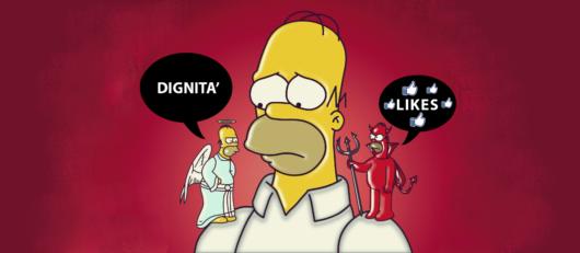 Dignità sui social media